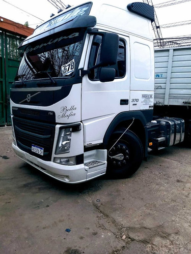 volvo fh 370 tractor