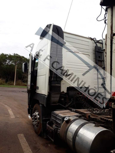 volvo fh 380  1999  6x2  globetrotter