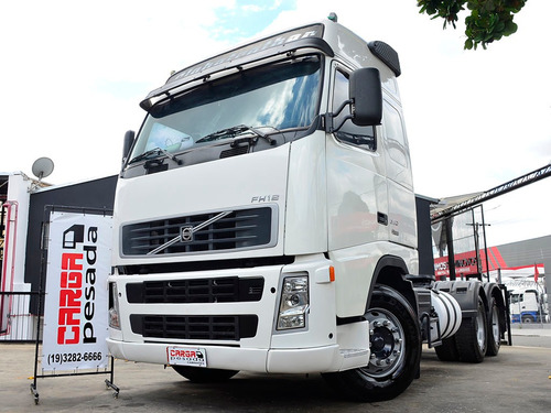 volvo fh 380 6x2 globetrotter ano 2005=fh 420 440 460