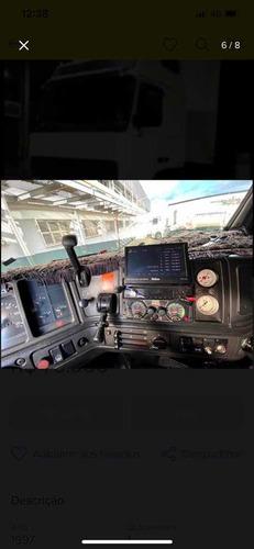volvo fh 380 com motor 440