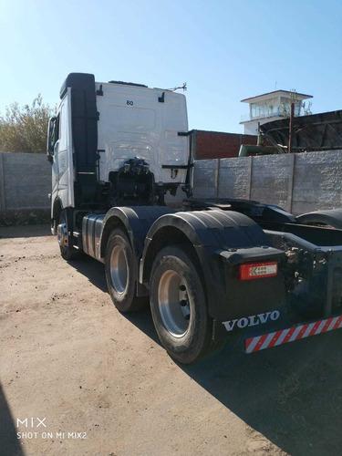 volvo fh 420 6x2 t  tractor c/dormitorio