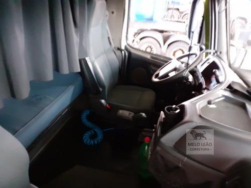 volvo fh 440 - 11/11 cavalo truck, cabine leito, automático*