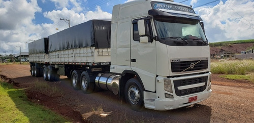 volvo fh 440  6x2   ano 2011/12