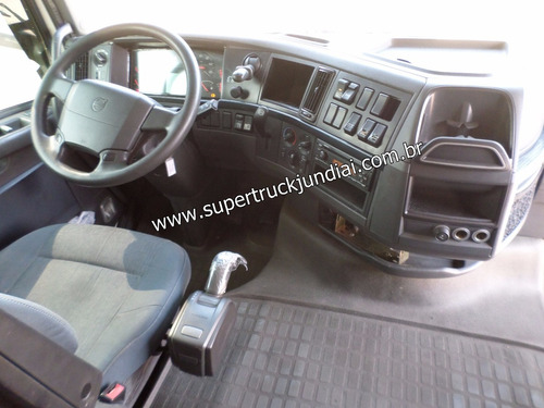 volvo fh 440 6x2 i-shift automático ano 2011 c/ar-condiciona