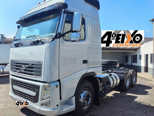 volvo fh 440 6x2t globetrotter 2010