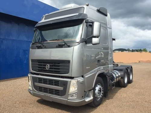 volvo fh 440 6x4 2011 globetrotter