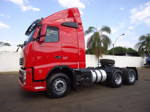 volvo fh 440 6x4 bug leve i-shift ano 2011/11