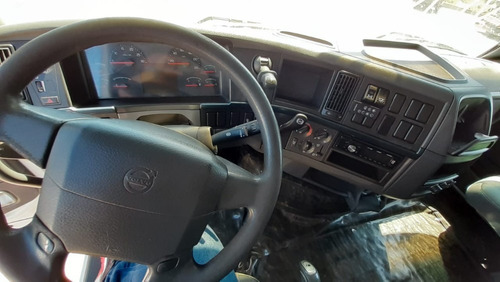 volvo fh 440 6x4 i-shift, ano 2010, único dono!