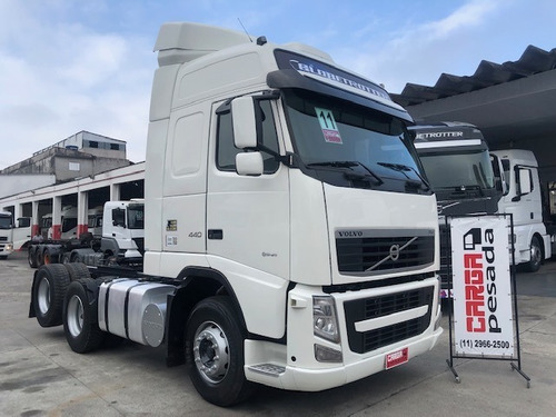 volvo fh 440 fh440 globettroter i-shift 6x2 = fh460 420 g420