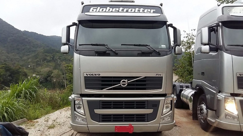 volvo fh 440 globetroter i-shift 6x2 2011