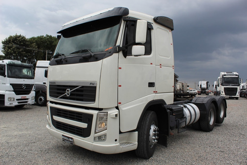 volvo fh 440 truck / trucado  6x2 09/10