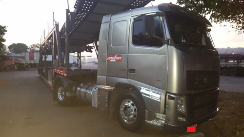 volvo fh 460 13/13 i-shift gustavo-caminhões cegonha top!!!