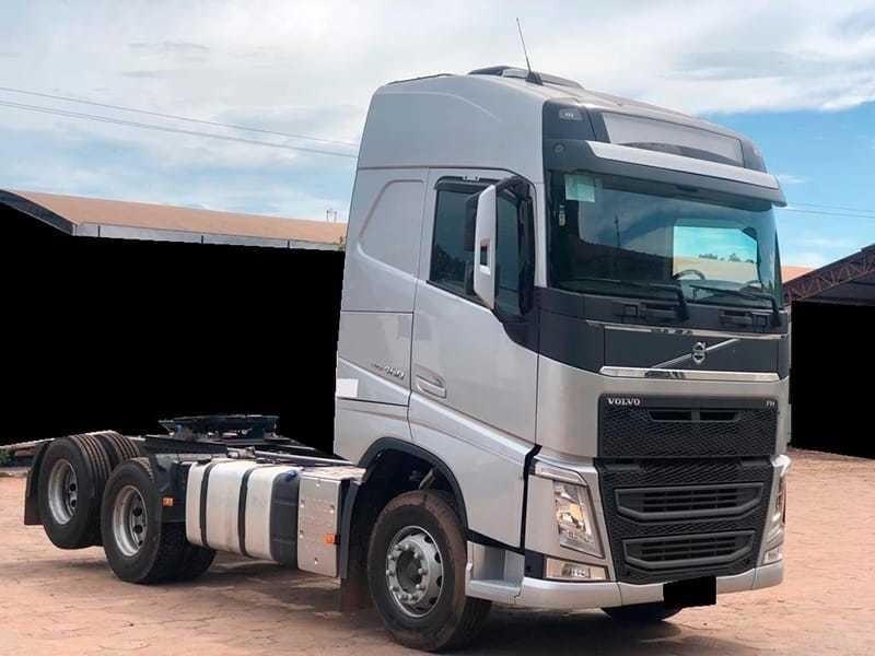 Volvo Fh 460 6x2 2019 0km