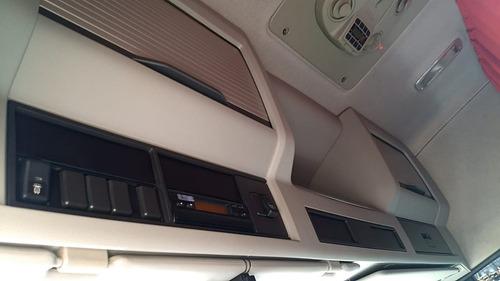 volvo fh 460 6x2 globetrotter,automático i-shift, sc mb