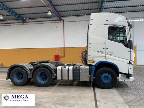 volvo fh 460 cavalo truck - automatico - 3 unidades !