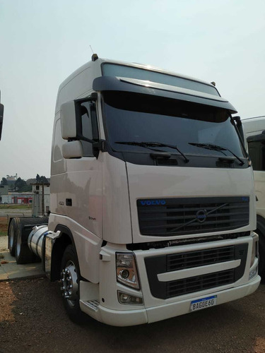 volvo fh 460 globetroter