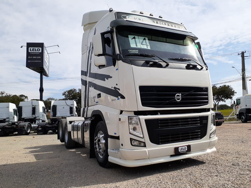 volvo fh 460 globetrotter 6x2 ano 2015