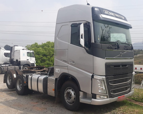 volvo fh 460 globetrotter 6x2 ano 2018/19