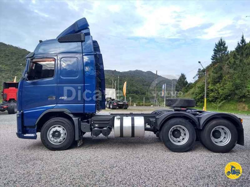 volvo fh 460 globetrotter 6x2t 2013/2014