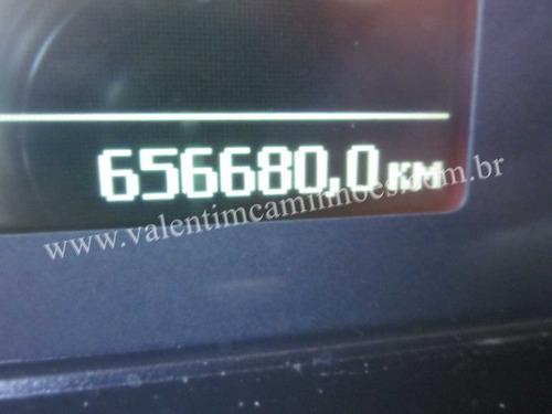 volvo fh 460 - globetrotter - trucado - 6x2 - i-shift - 2014