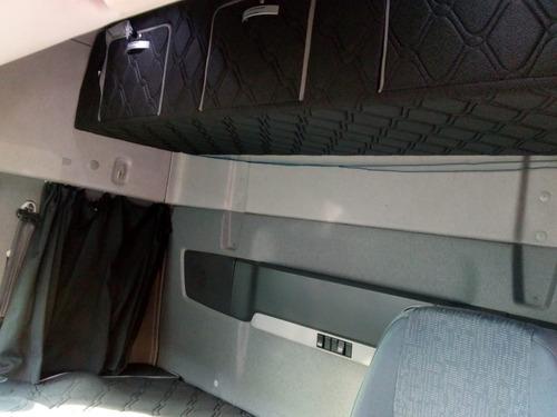 volvo fh 460 teto alto automático  14/14 c/ ar-condicionado