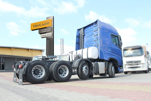 volvo fh 500 2016 8x2 scania mb 2644 mercedes iveco