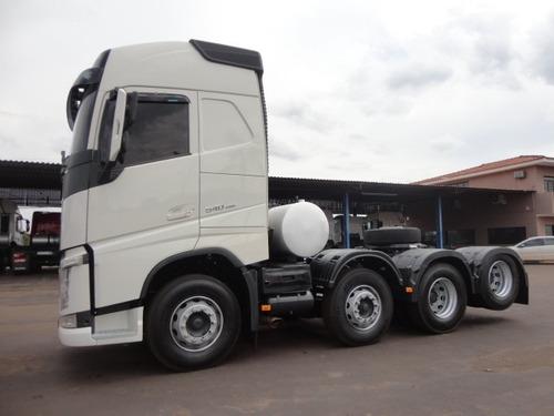 volvo fh 540 6x2  4 eixos i-shift  2016 de santi caminhões