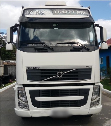 volvo fh 540 6x4 ano 2013