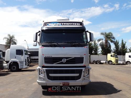 volvo fh 540 6x4 ano 2013/13 globetrotter de santi caminhões