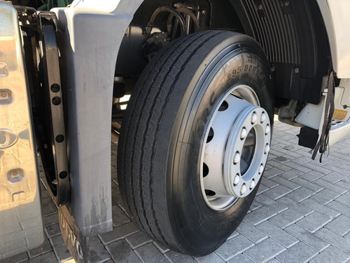 volvo fh 540 6x4 ano 2014 - globetrother i shift bug leve