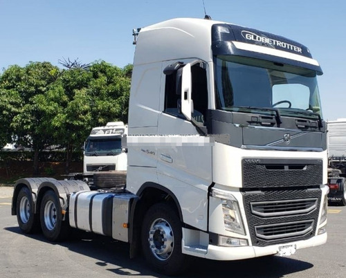 volvo fh 540  6x4  ano 2019