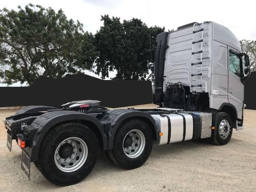 volvo fh 540 6x4 bug leve 2017 / 2018 i-shift 90.000 km