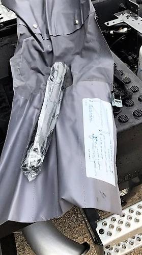 volvo fh 540 6x4 bug leve 2018 / 2019 i-shift 115.000 km
