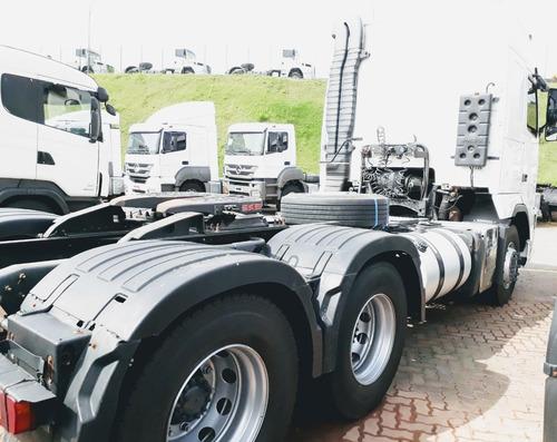 volvo fh 540 6x4 - globetrother - automático  - 2014