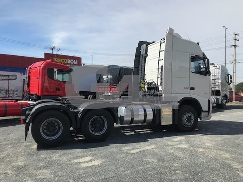 volvo fh 540 6x4 globetrotter 13/13