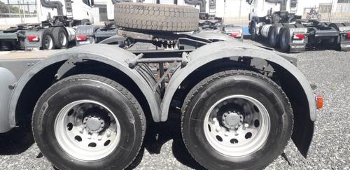 volvo fh 540 6x4 globetrotter automático