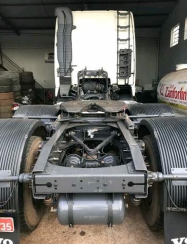 volvo fh 540 + bi-tanque 6x4