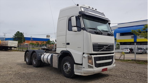 volvo fh 540  globetrotter  6 x 4  ano 2018