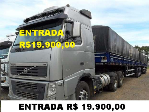 volvo fh 540 globetrotter 6x4 ano 2012