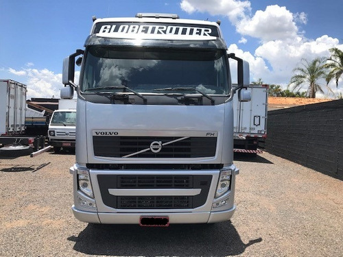 volvo fh 540 globetrotter ano 2014 ishift 6x4 bug leve