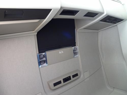 volvo fh 540 i-shift 6x4 ano 2019/20 automático teto alto