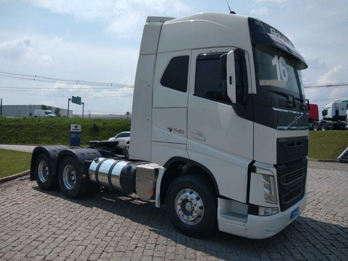 volvo fh 540 new, 2016, 6x4 scania seminovos pr 3436