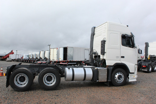 volvo fh globetroter 460 6x2 2012