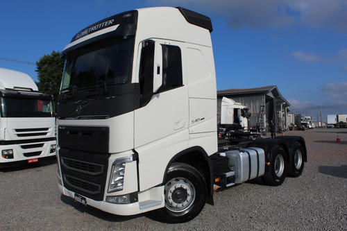 volvo fh globetroter 540 6x4 2019/2019