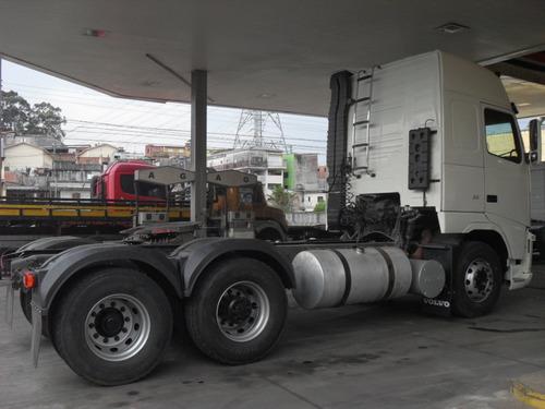 volvo fh12 380 6x2 teto alto globetrotter ano 2005 truck