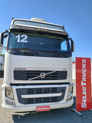 volvo fh12 420 6x2  globthother shift