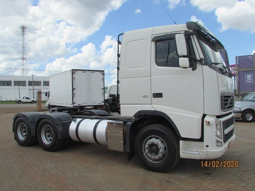 volvo fh12 440 6x4 bug leve - cambio manual