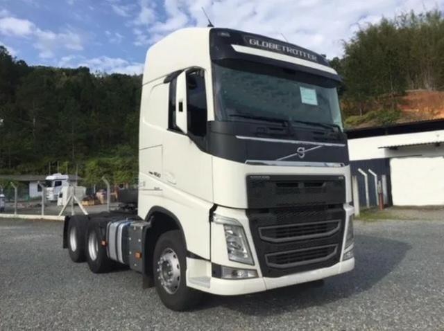 Volvo Fh12 460 6x2 6x4