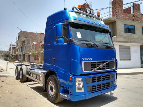 volvo fh12  500hp camion chasis