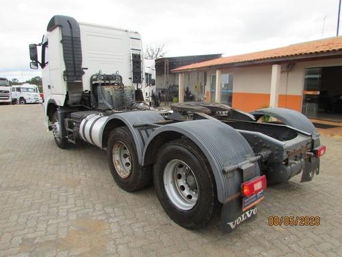 volvo fh12 540 6x4 c/ kit hidraulico - unico dono